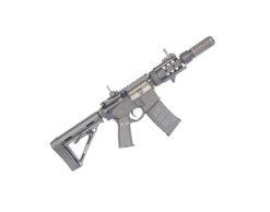 Airsoft Fuzil M4 BOLT AEG B4 PMC QDS