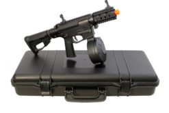 Airsoft M4 Ares M45X-S Rifle KIT - Preto