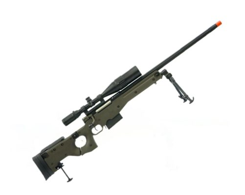 Ares MSR Sniper AW 338- spring -aw338 Rifle sniper airsoft
