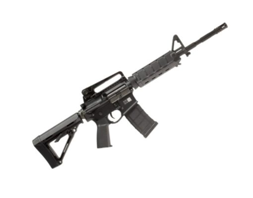Fuzil M4 Airsoft BOLT B4A1 ELITE DX - Preta