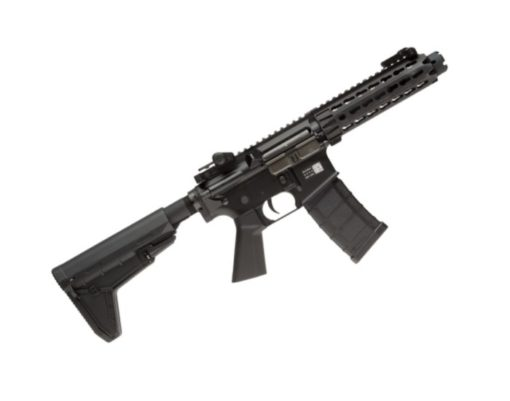 RIFLE AIRSOFT FULL METAL BOLT B4 KEYMOD REBEL