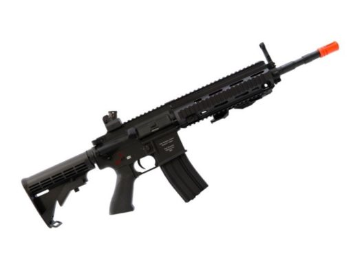 SR416 D14.5 ACE SRC Rifle Airsoft Aeg - Preto
