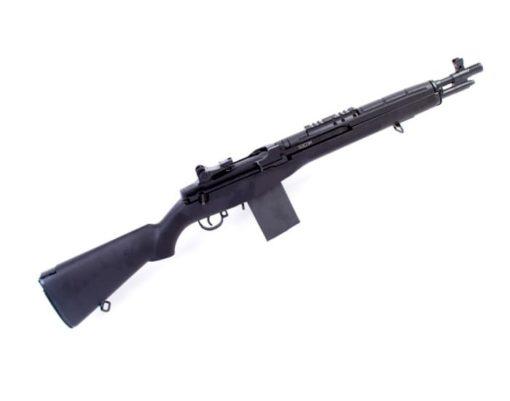 Tokyo Marui M14 Socom Aeg Rifle Airsoft - Preto