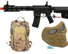 ares amoeba 009 kit Rifle Airsoft