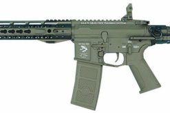 Airsoft G&P Rifle Thor Rapid Electric Gun 004 - Verde
