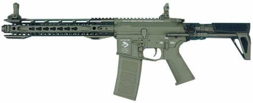 Airsoft G&P Rifle Thor Rapid Electric Gun 004 - Verde