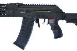 AK G&G RK74 CQB Rifle Airsoft Aeg - Preto