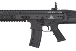 FN Scar AirsoftRifle Aeg Cybergun - Preto