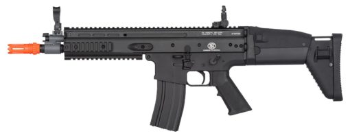 FN Scar Airsoft Rifle Aeg Cybergun - Preto
