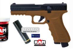 marcador paintball pistola