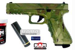 marcador pistola paintball