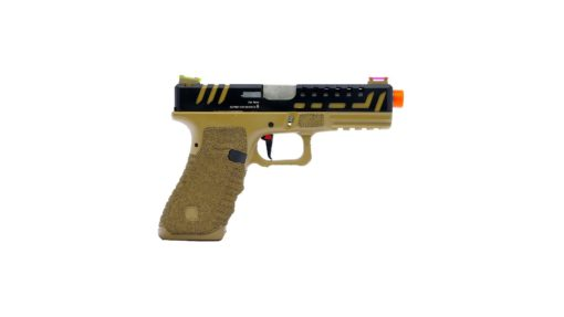 AIRSOFT APS GBB CO2 SCORPION