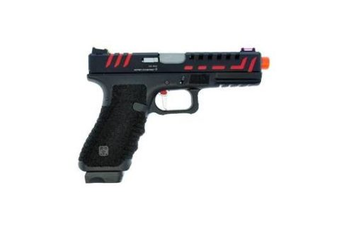 PISTOLA AIRSOFT APS SCORPION CO2 6MM