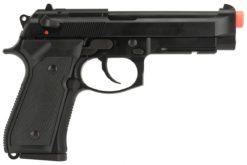 PISTOLA AIRSOFT KWA BERETTA M9 TACTICAL GBB