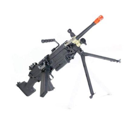 M249 Airsoft Metralhadora Cybergun Fn Herstal MK2
