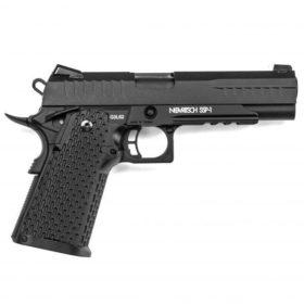 NOVRITSCH SSP1 Pistola Airsoft GBB 6mm - Preta