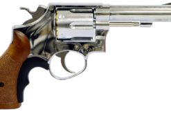 """REVOLVER A GAS AIRSOFT HFC HG-131C 4"""" - SILVER"""