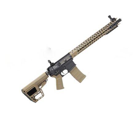Airsoft Carabina Rifle King Arms M4 TWS Din - Desert