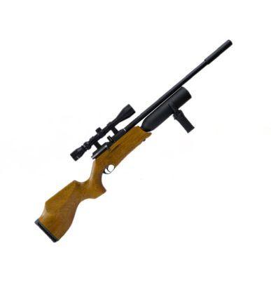 Arma De Pressão - KIT Carabina PCP + Luneta + Punho