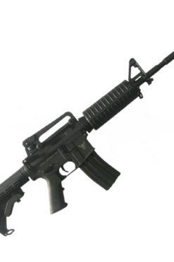 Fuzil GBB Airsoft Rifle Army Armament Aeg M4 - Preto
