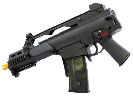 G36C Rifle Airsoft SRC AEG SR-36C - Preto
