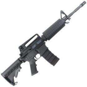 M4A1 Rifle Airsoft KJW C8 GBBR - Preto 1