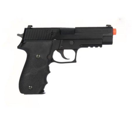 P226 Sig Sauer - Pistola Airsoft KWA M226 LE GBB - Preta