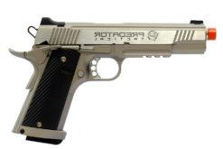 PT 1911 Pistola Airsoft King Arms GBB 6mm - Prata