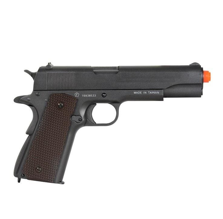 Pistola De Chumbo Cybergun Swiss Arms 4.5mm Co2