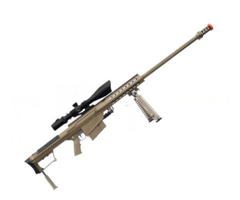 Rifle Sniper Barrett Airsoft M107 SW-13 - Tan