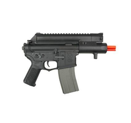 Amoeba M4 Ares Aeg CCP Pistola 6mm - Preta