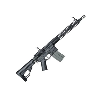 Ares M4 Octarms Rifle Sharp Bros SB10 Airsoft - Preto