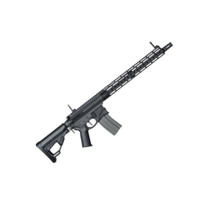 Ares M4 Rifle SHARPS SB15 Airsoft - Preto