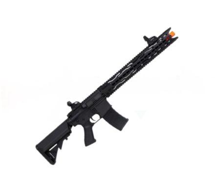 Arma de Airsoft Eletrica SRC SR4 ST- Mamba P2 - Preto