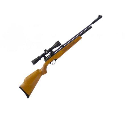 Arminha de Pressão Artemis PcP Pr900w 5.5mm - Madeira