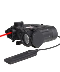 LASER TÁTICO AIRSOFT WADSN RED GREEN DBAL