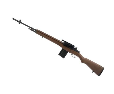 M14-Rifle-Sniper-Airsoft-We-GBB-Wood-1