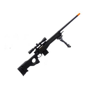 Sniper Awm Airsoft G&G L96 Spring - KIT