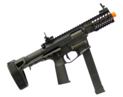 Arma Ares M45-S Class-S Airsoft Aeg - Preta