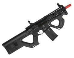 FUZIL HERA ARMS CQR / ICS AIRSOFT 6MM - PRETO