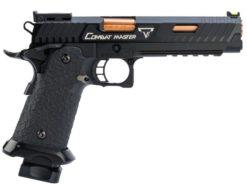 Pistola de JOHN WICK Airsoft Armorer Works GBB - Preta