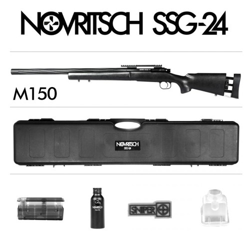 RIFLE SNIPER AIRSOFT NOVRITSCH SSG24