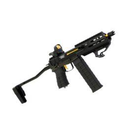 Submetralhadora 9mm Airsoft Tokyo Marui Scorpion - Preta