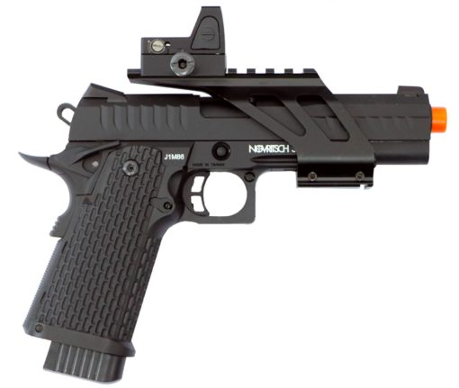 Pistola Airsoft Novritsch SSP1 6mm GBB - KIT