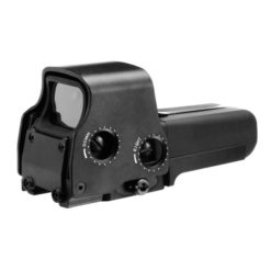 RED DOT AIRSOFT TT-558 AIM SIGHT HALO - PRETO