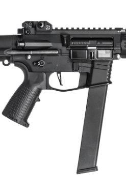 Rifle Airsoft Classic Army Aeg Nemesis X9 6mm - Preto
