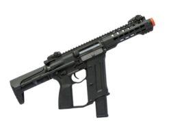 Rifle KWA TK.45C 2.5 Ronin Keymod Airsoft - Preto