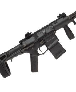 Rifle Airsoft Ares Amoeba M4 CQB PDW - Preto