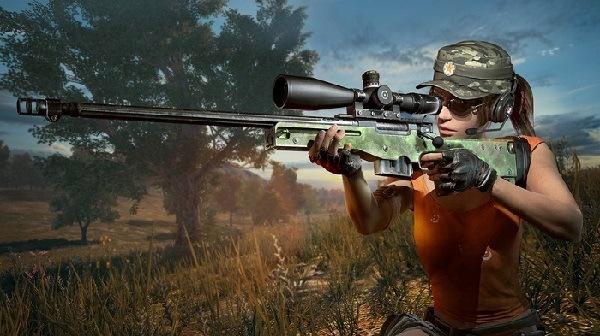 Rifle Sniper AWM PUBG