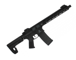 Rifle Airsoft Poseidon Punisher 4 Preto